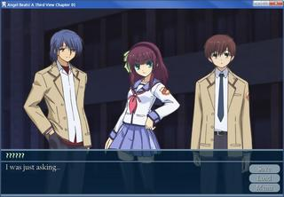 Angel Beats! A Third View - Chapter 01 screenshot 3