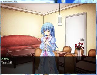 Angelic Sonata Demo screenshot 1