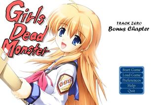 Angel Beats! A Third View - Bonus 01 screenshot 1