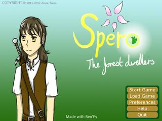 Spero: The Forest Dwellers screenshot 1