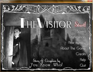 The Visitor screenshot 2