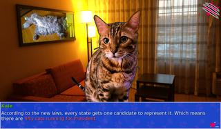 Cat President: A More Purrfect Union screenshot 2