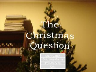 Christmas Question, The screenshot 1
