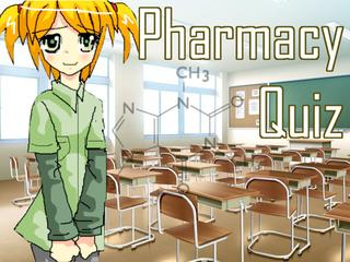 Pharmacy Quiz screenshot 1