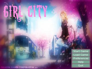 GIRL CITY screenshot 2