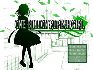 1 Billion Rupiah Girl screenshot 2