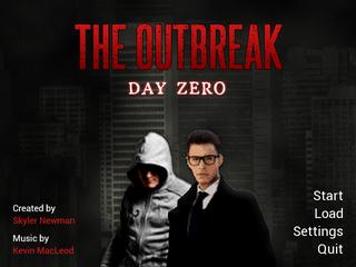 The Outbreak: Day Zero screenshot 1