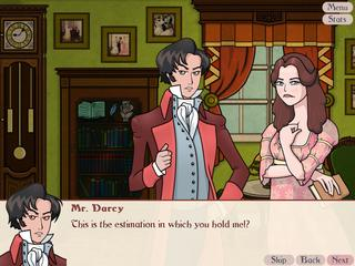 Matches & Matrimony: A Pride and Prejudice Tale screenshot 2