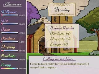 Matches & Matrimony: A Pride and Prejudice Tale screenshot 3