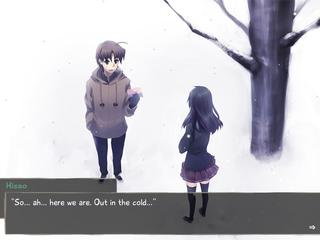 Katawa Shoujo Act 1 screenshot 3