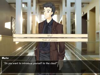 Katawa Shoujo Act 1 screenshot 5