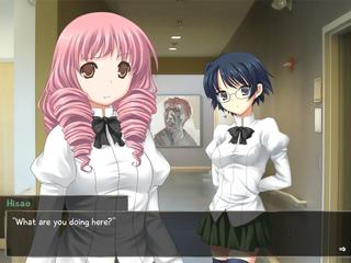 Katawa Shoujo Act 1 screenshot 1