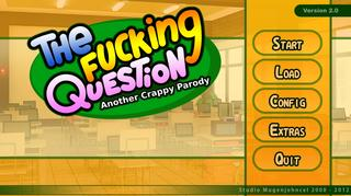 The Fucking Question Ver. 2 screenshot 3