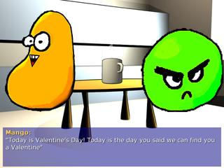 Kiwi's Valentine screenshot 2