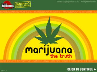 "Marijuana ""The Truth"" screenshot 1"
