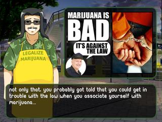 "Marijuana ""The Truth"" screenshot 2"