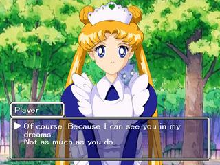 Sailor Moon Dating Simulator: Moon Maid screenshot 1