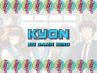 Kyon: Big Damn Hero screenshot 1