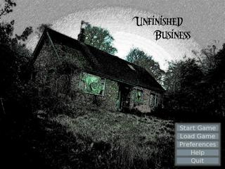 Unfinished Business screenshot 1