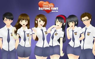 Visual Novel Dating Sims : Masa SMA screenshot 5