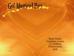 Go! Magical Boy thumbnail